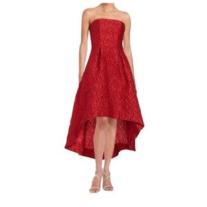 Monique lhuillier High low Dress